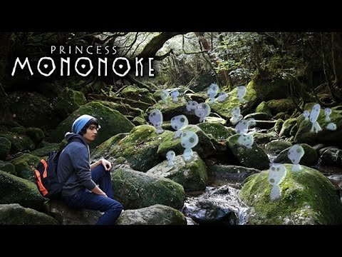 Princess Mononoke: ANIME IN REAL LIFE! (Yakushima Adventures feat. akidearest)