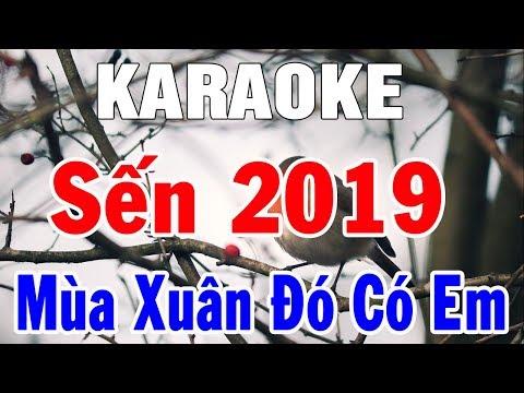 Karaoke Bolero Nhạc Sống Trư Tình Rumba Hay Nhất | Liên Khúc Mùa Xuân Đó Có Em | Trọng Hiếu