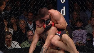 Download Video UFC 229: Khabib vs McGregor - Fight Motion MP3 3GP MP4
