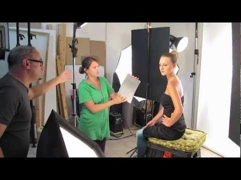 Jewelry Photography- In Studio With Model By Adina Plastelina
