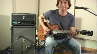 Dr Z SRZ 65 with Z Best 2x12 Demo