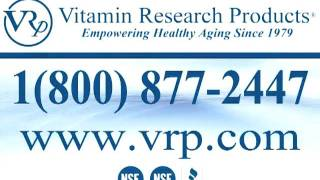 Vitamins and Nutritional Supplements - Vitamin Research Products