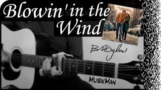 Blowin' in the Wind - Bob Dylan / MusikMan #062