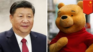 Winnie the Pooh film blocked in China because of Xi Jinping - TomoNews