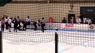 RMU Peoria takes down Mckendree in a brawl