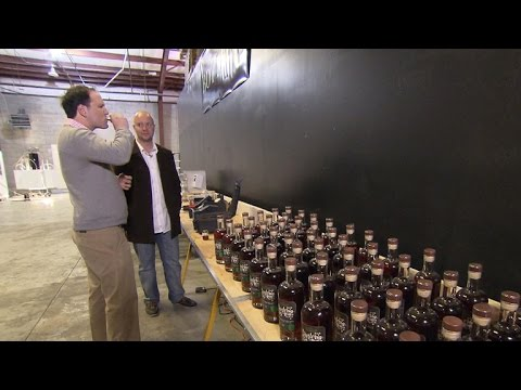 """Charleston distillery uses reactor to create """"aged"""" alcohol"""