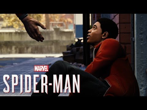 THE HOMIE MILES FOUND HIS PURPOSE! | Marvels Spider-Man #9