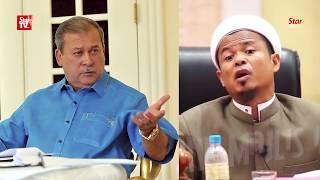 """Johor Sultan slams Zamihan, labels him an """"empty vessel"""""""