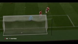 FIFA 17 Andy Carroll