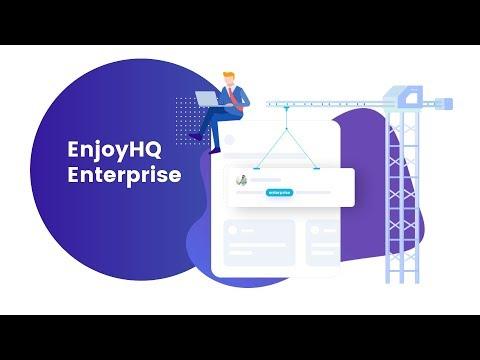 EnjoyHQ Enterprise - A UX Research Repository for the Enterprise