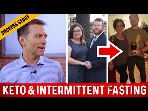 Ketosis & Intermittent Fasting Before & After: Dr. Berg Skype Interview: Allen Rogers