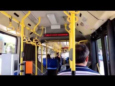 ΟΑΣΘ - γραμμή 6 / THESSALONIKI City busses - bus line 6