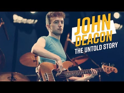 John Deacon - Bass Players You Should Know