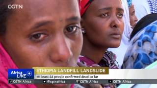 CGTN : Scores killed in Landslide at Rubbish Dump in Ethiopia