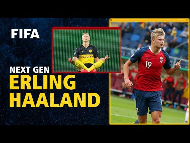 Erling Haaland: The next big thing? | Borussia Dortmund & Norway