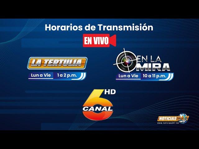 Emisión en vivo