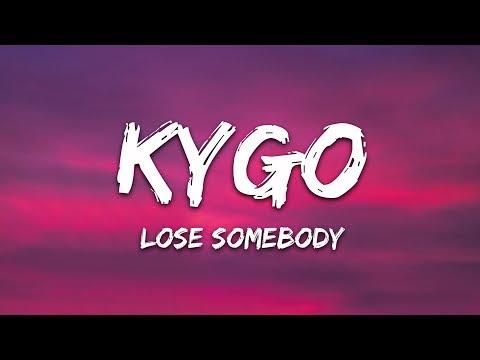 Kygo Onerepublic - Lose Somebody
