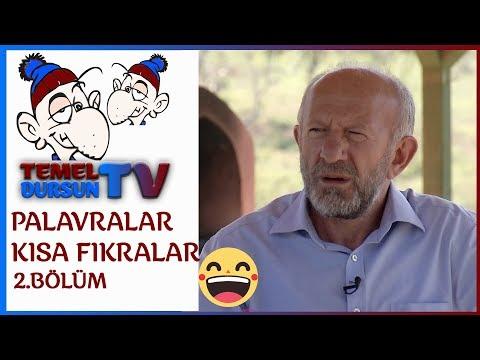 Kısa Fıkralar - 2. Bölüm - Palavralar - Temel Dursun TV