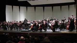 Beautiful Galathea Overture 2014 Symphony Orchestra