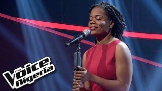 Flourish sings  'Skyscraper' / Blind Auditions / The Voice Nigeria 2016
