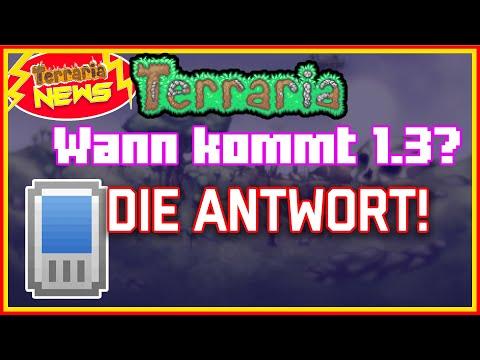 Handy 1.3 Update DATUM VERÖFFENTLICHT!   Alle Infos erklärt!   Terraria 1.3 für Mobile #TerrariaNews
