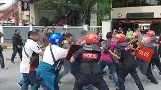 Cops conduct live drills ahead of polls