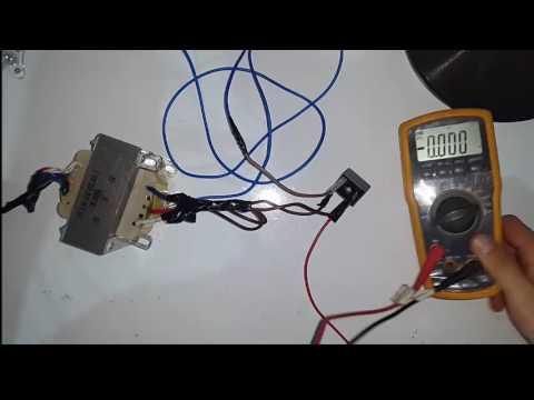Amp Wiring Diagram Ak 220 Şarj Cİhazi Nasil Yapilir Youtube