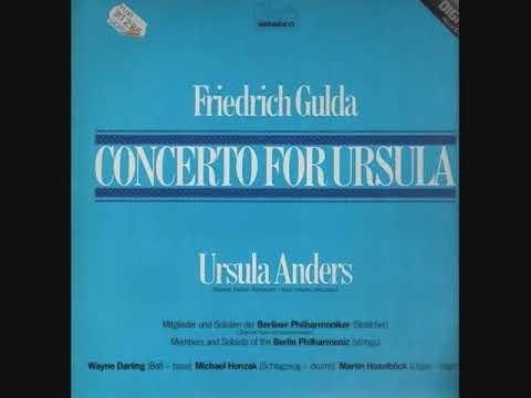 Friedrich Gulda - Concerto For Ursula