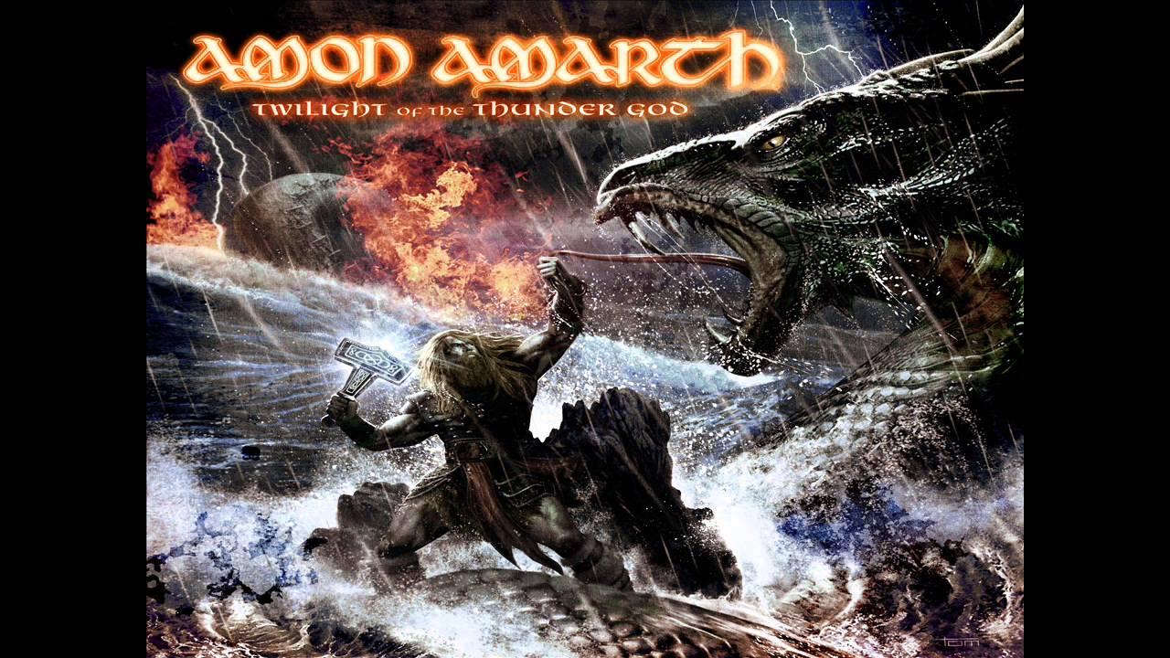 Amon Amarth - Guardians Of Asgaard Lyrics | MetroLyrics