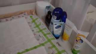 видео Выбор пеленального столика
