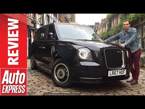 New London Taxi review - how does the LEVC TX fare?