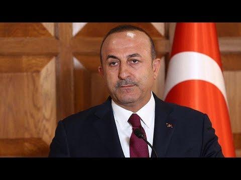 Dışişleri Bakanı Çavuşoğlu: Myanmar'daki insanlık dışı muamele bu şekilde devam edemez