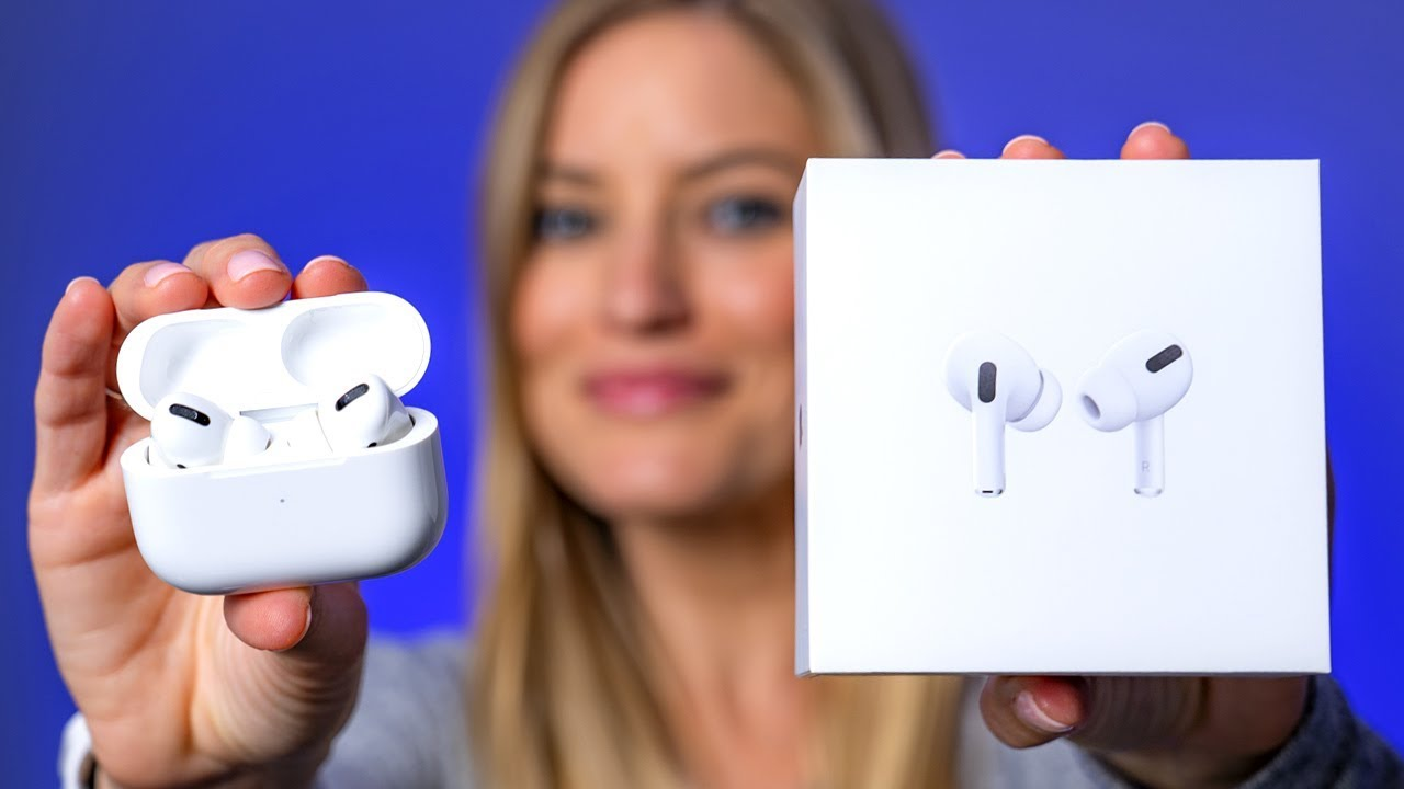 Airpods Pro First Impressions Impressive Fit Design More 9to5mac