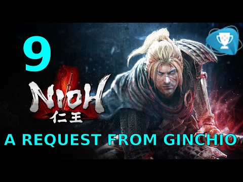 Nioh - A Request From Ginchiyo - Sub Mission