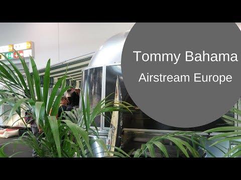 Airstream Europe Tommy Bahama At Caravan Salon Düsseldorf