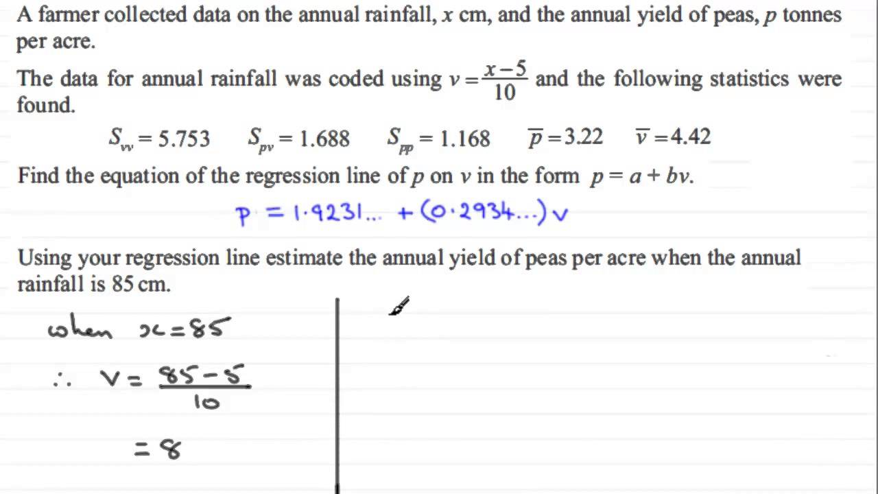 Coding s1 edexcel january 2011 q4b examsolutions maths coding s1 edexcel january 2011 q4b examsolutions maths revision ccuart Images