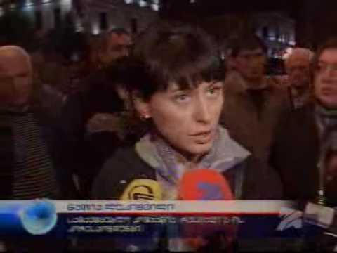 Cторонники радикальной оппозиции  избили журналистов Rustavi 2