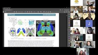 Neuroccino 09 November 2020 - agenesis of the callosum, functional gradients, white matter lesions