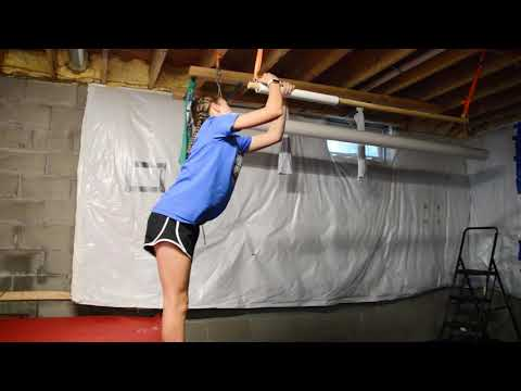 Pat McMahon - Local Teen Competes on american Ninja Warrior