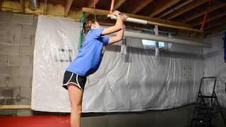 Marcellus teen competes in first season of American Ninja Warrior Junior