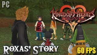 Kingdom Hearts Re: 358/2 Days - Final Mix 2018 (Roxas Gameplay)