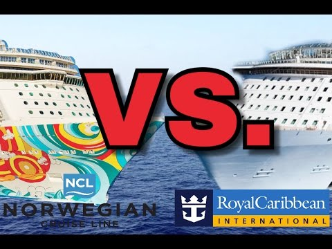 Norwegian Cruise Line vs. Royal Caribbean | Which is better?
