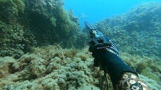 ПРИСТРЕЛКА - ОХОТА арбалет Salvimar Мetal 75  Подводная охота
