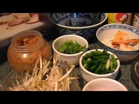 Recette khmère : soupe Phnom Penh