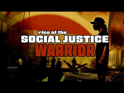 Rise of the Social Justice Warrior - 2020