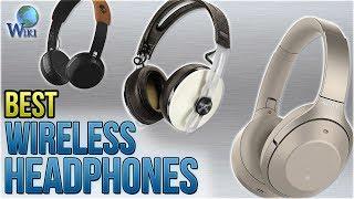 10 Best Wireless Headphones 2018
