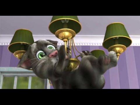 Говорящий кот Том - Картинки Говорящих Друзей -