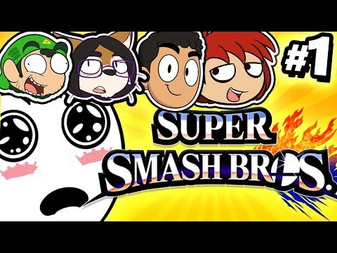 O MELHOR SMASH BROS DE TODOS!!! | Smash Bros Infinite ft. Erick, Carl #1