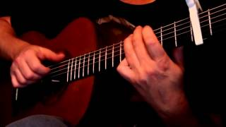 The Doobie Brothers - China Grove - Fingerstyle Guitar