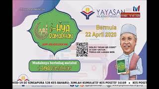 1 MEI 2020 SPM- I-HYA RAMADAN
